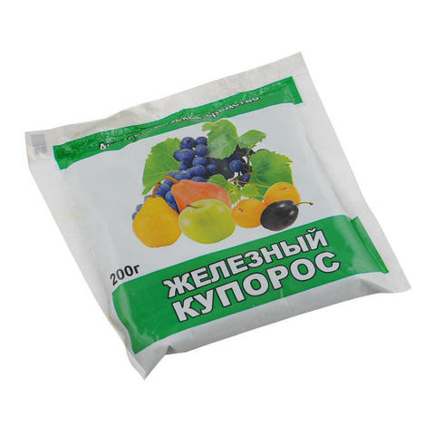 Фунгицид Железный купорос, 200