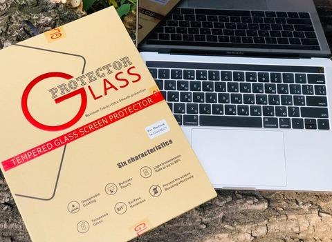 Стекло защитное MacBook Retina 16 New /Glass screen/