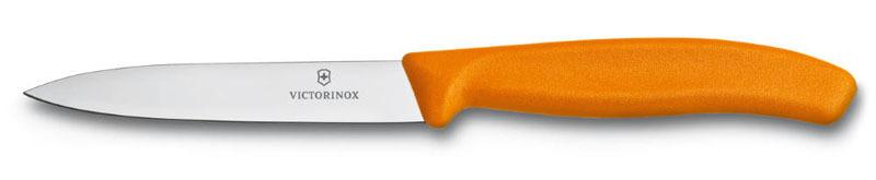 Нож Victorinox для овощей, оранжевый (6.7706.L119)