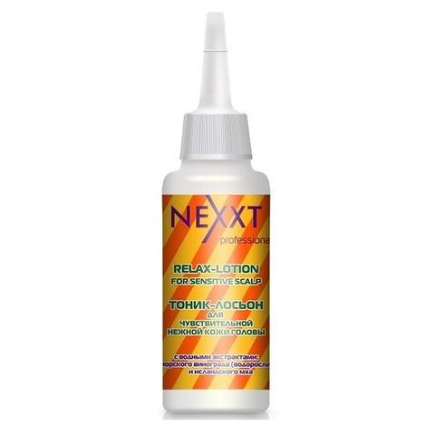 Тоник-лосьон успокаивающий для чувствительной/нежной кожи головы, NEXXT, 125 мл