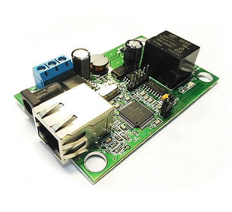 MP719 Laurent-T - Многоканальный интернет термометр с WEB интерфейсом
