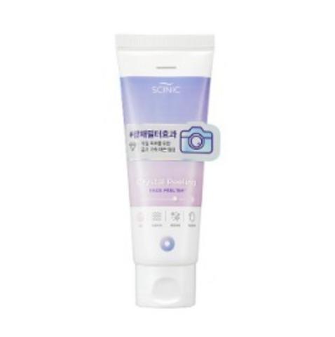 Scinic Crystal Peeling Face Peelter пилинг-скатка для проблемной и склонной к жирности кожи