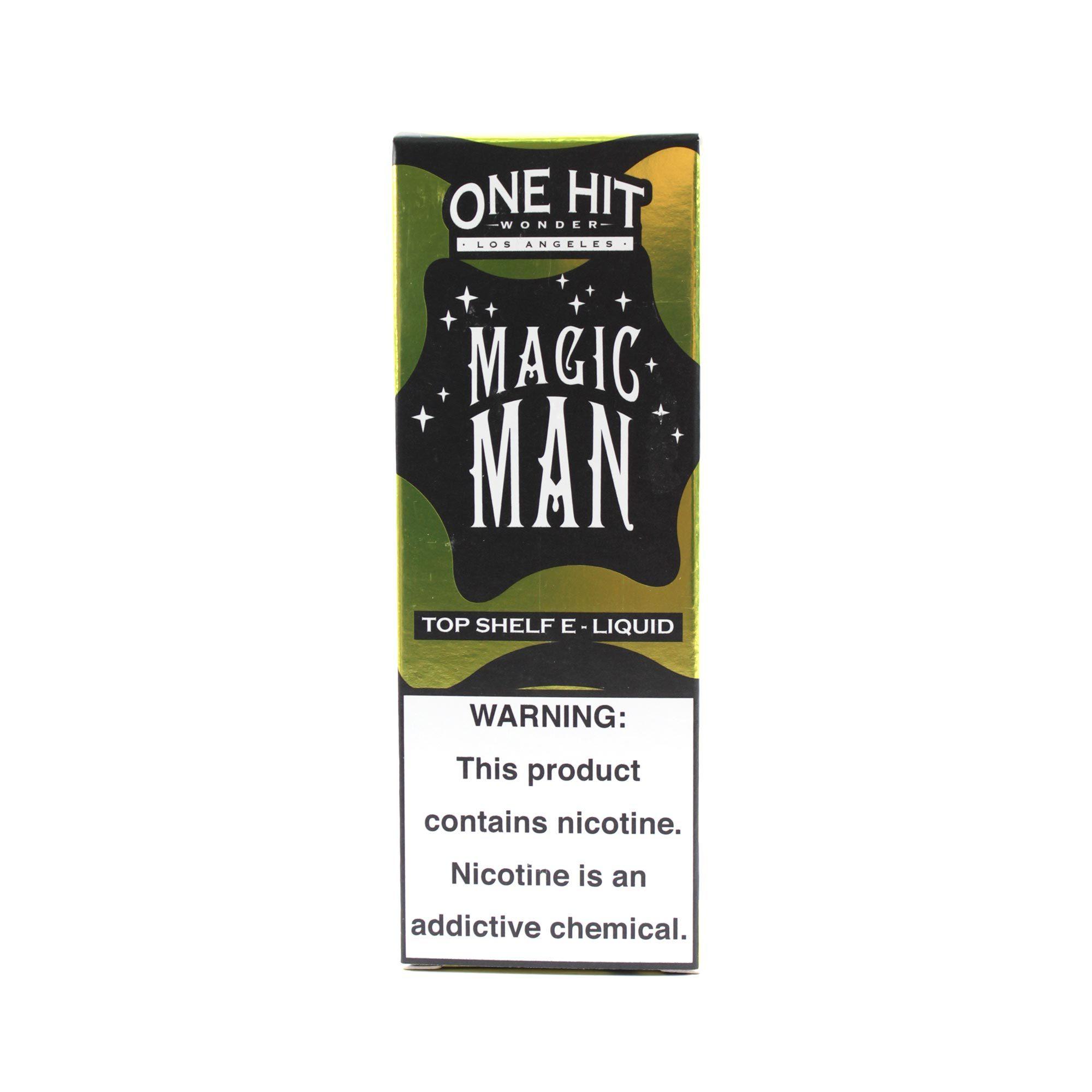Жидкость One Hit Wonder Magic Man