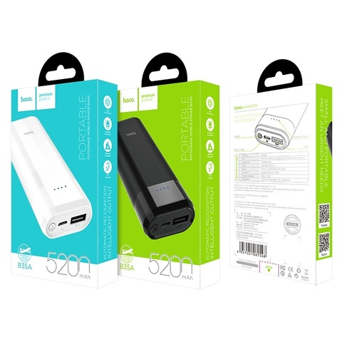 Power Bank HOCO B35A Entourage (5200mAh)
