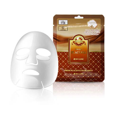 Тканевая маска с экстрактом плаценты 23 мл