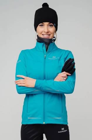 Разминочная куртка Nordski Pro breeze W женская