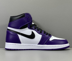 Air Jordan 1 High OG 'Court Purple'