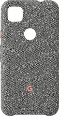 Чехол Google Pixel 4a 5G Fabric Case, Static Grey (Серый)