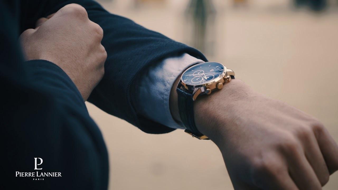 Мужские часы Pierre Lannier Capital 225D466