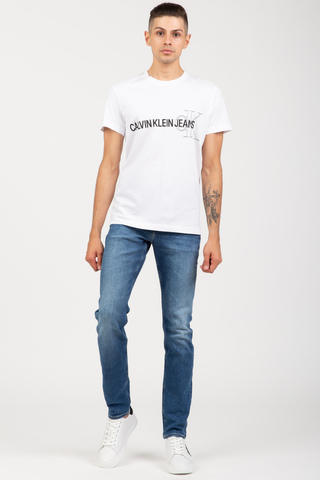 Футболка INSTIT SEASONAL GRAPHIC TEE Calvin Klein Jeans