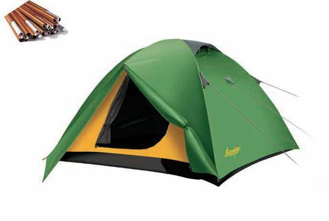 Палатка VISTA 3 AL (цвет forest)