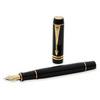 Parker Duofold - Black GT International, перьевая ручка, F