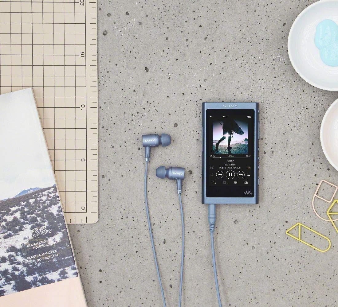 Sony Walkman NW-A55HNL, 16Gb, цвет синий