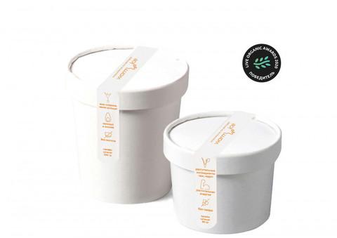 Мороженое (raw) Warm Ice.Папайя&шпинат 200 гр.