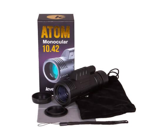 Монокуляр Levenhuk Atom 10x42 - фото 3