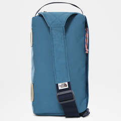 Рюкзак однолямочный The North Face Field Bag Mallard Blue/Tnf Black - 2