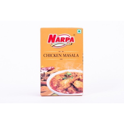 Приправа для курицы Чикен Масала, 50 г