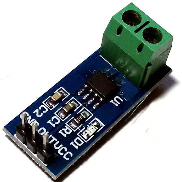 Датчик тока ACS712 30А