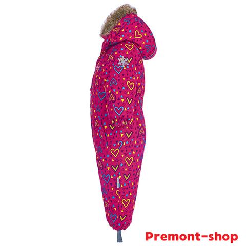 Детский комбинезон Premont Малиновый Тимбитс WP810