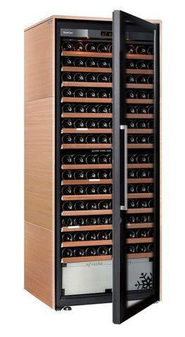 Винный шкаф EuroCave D Collection L светлое дерево, максимальная комплектация