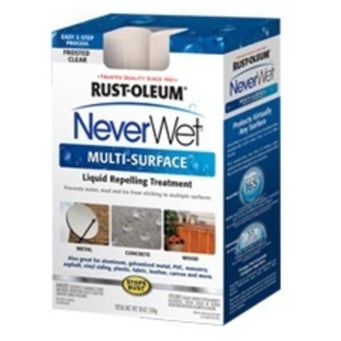 NEWER WET Liquid Repelling Treatment водоотталкивающее самоочищающееся покрытие
