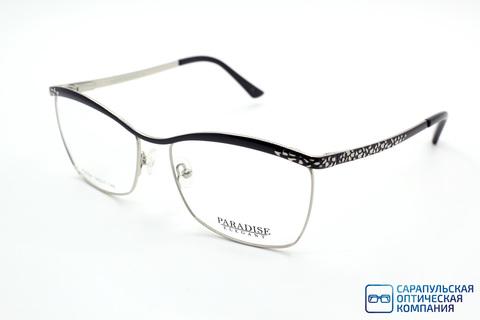 Оправа для очков PARADISE ELEGANT P76336  металл