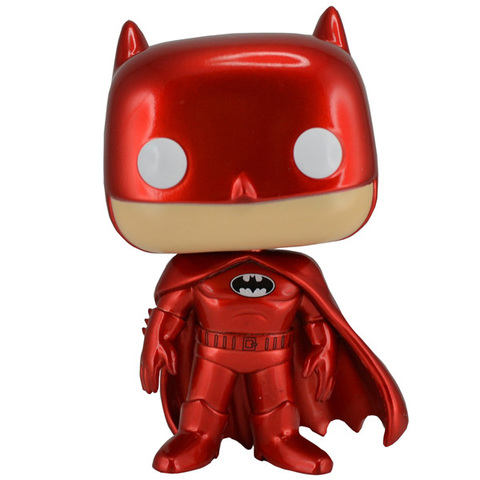 Фигурка Funko POP! Vinyl: DC: Batman (RD) (MT) (Exc)
