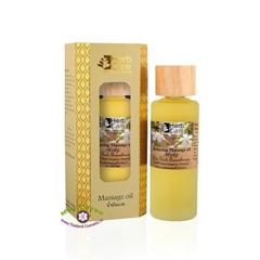 Массажное масло для тела Мок (Водяной жасмин), HerbCare