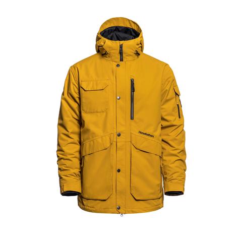 Куртка Horsefeathers BARNETT JACKET golden yellow