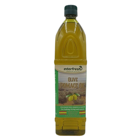 Масло оливковое для жарки Olive Pomace oil (Санса) INTERFRESH EXPORT, S.L.U., 1 л