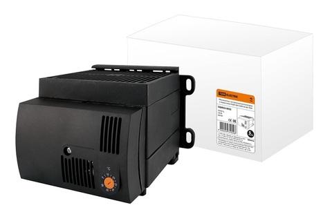 Обогреватель с встроенным вентилятором и термостатом ОШВт-900 240В 0,9 кВт TDM