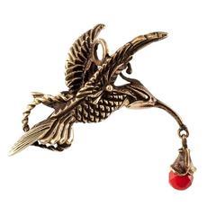 Символ Колибри кулон