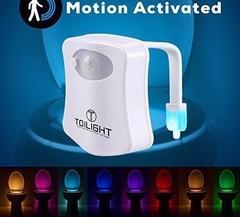 Подсветка для унитаза с датчиком движения Light Bow