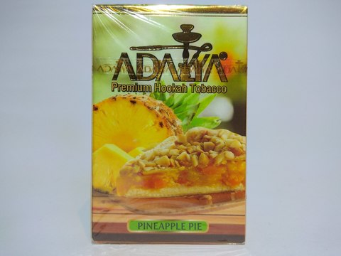 Табак для кальяна ADALYA Pineapple Pie 50 g