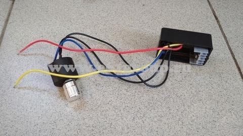1 Регулятор мощности для электрических опрыскивателей Умница ОЭ-10л-Н и ОЭ-12,5л-Н