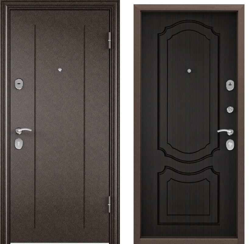 Входные двери Torex Delta 10 M RGSO медь D1 венге generated_image.jpg