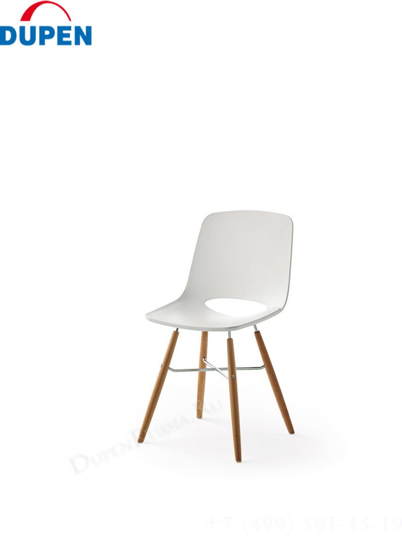 Дизайнерский стул WASOSKY PC-450 белый