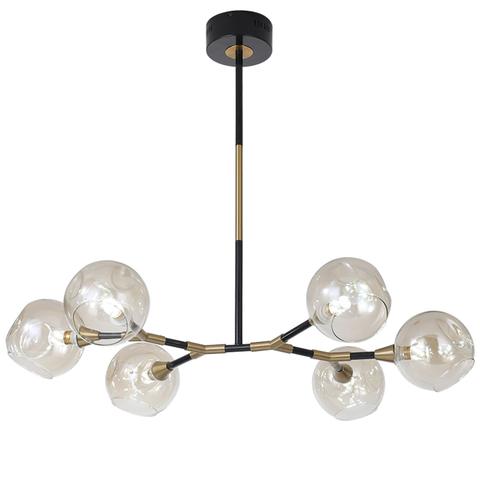 Потолочный светильник 280 by Light Room ( 6 плафонов )