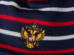 Шапка Россия (подростковая)