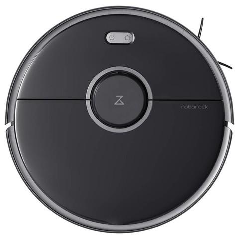 Робот-пылесос Roborock S5 MAX Global Black (Черный)
