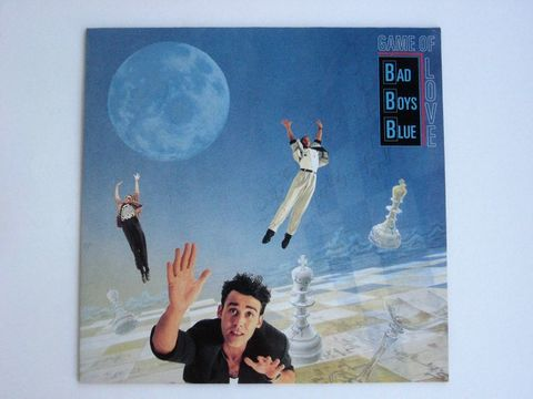 Bad Boys Blue / Game Of Love (LP)
