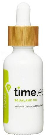 Timeless Skin Care Squalane 100% Pure сквалан для лица 30мл