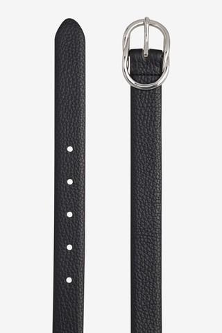 BRAX Ремень кожаный с металлической пряжкой