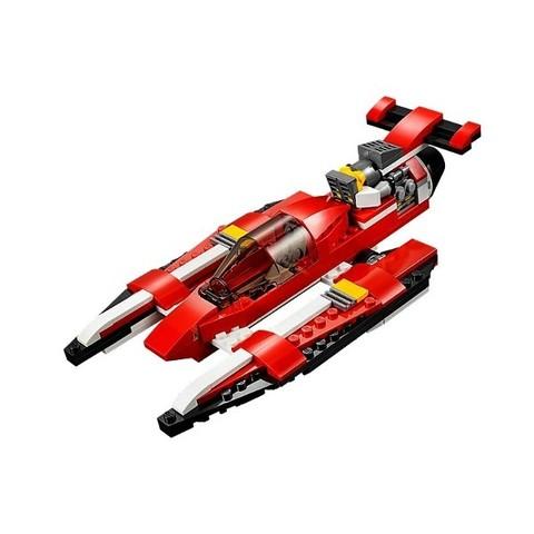 LEGO Creator: Путешествие по воздуху 31047 — Propeller Plane — Лего Креатор Создатель