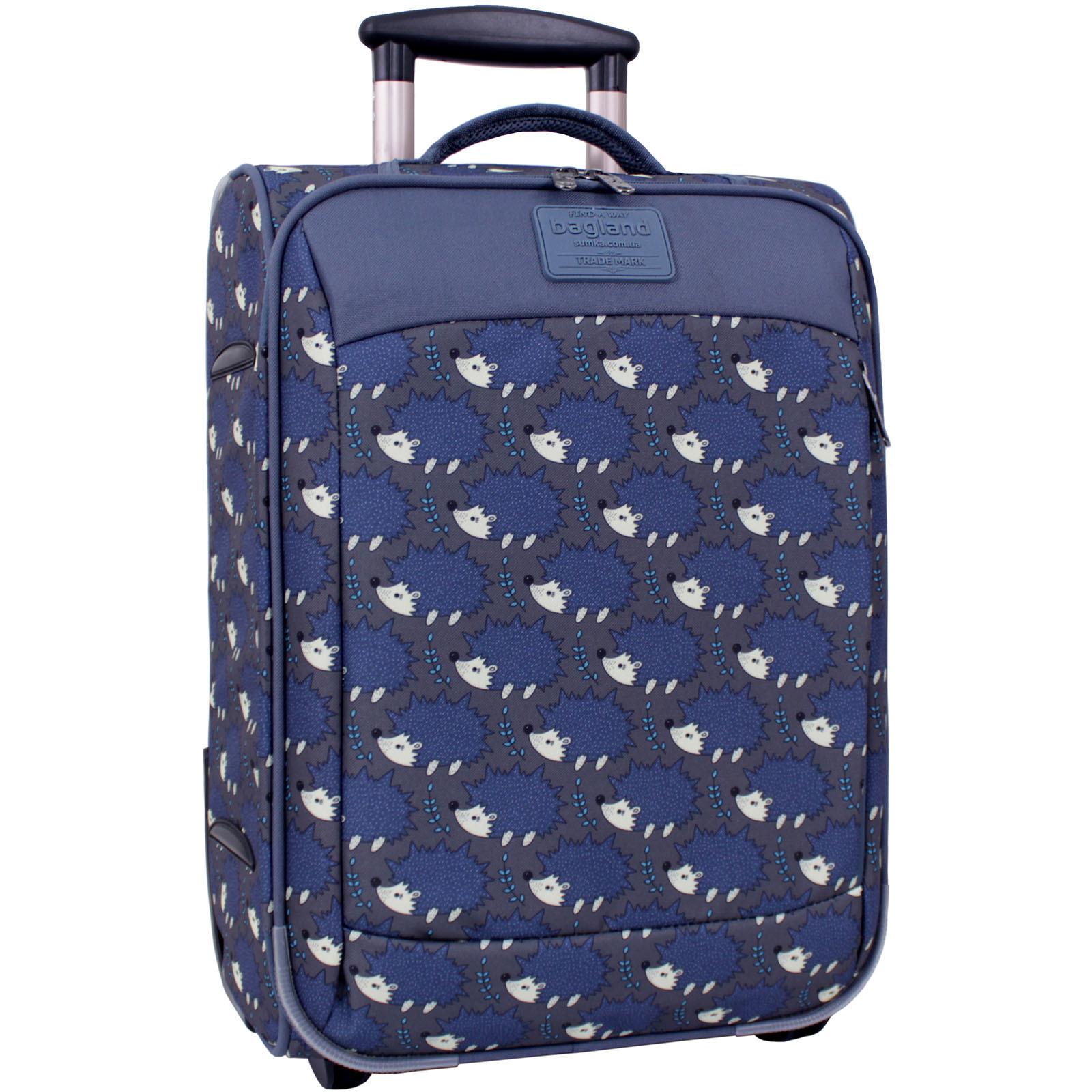 Дорожные чемоданы Чемодан Bagland Vichenzo 32 л. сублімація 481 (0037666194) IMG_4030_суб.481_.JPG