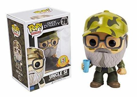 Funko POP! Duck Dynasty Uncle Si