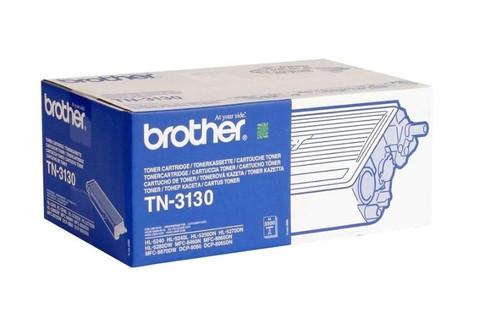 Оригинальный картридж Brother TN-3130 черный