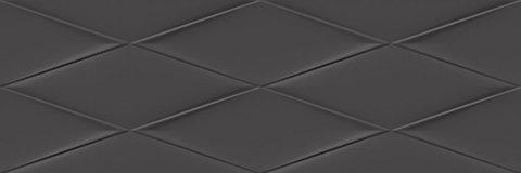 Плитка Vegas рельеф черный VGU232 250х750