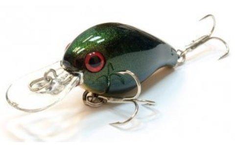 Воблер Lucky Craft Clutch MR 0096 MJ Green 900