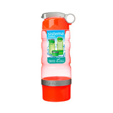 Спортивная питьевая бутылка Hydrate 615 мл, артикул 535, производитель - Sistema, фото 3